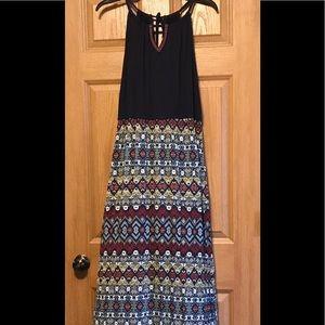 Large Maxi Long Dress